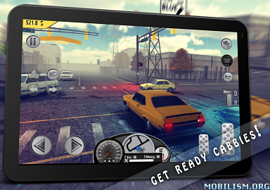 Amazing Taxi Sim 1976 Pro v0.4 (Mod Money) Apk
