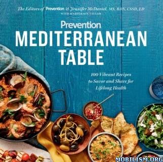 Prevention Mediterranean Table by Jennifer Mcdaniel+