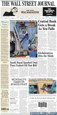 Download ebook The Wall Street Journal – 07 October 2016 / Asia (.PDF)