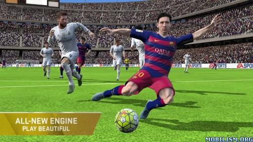 FIFA 16 v3.2.113645 {Patched} Apk