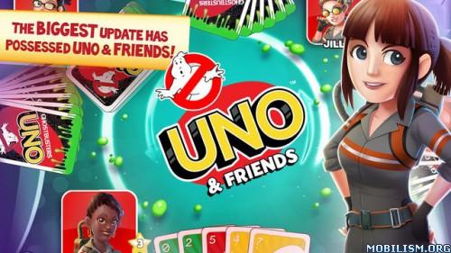 UNO ™ & Friends v3.0.0n (Mega Mod) Apk