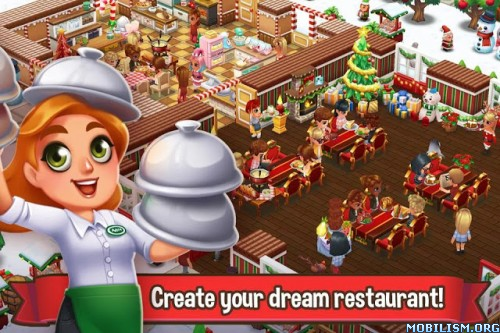 Food Street - Restaurant Game v0.18.4 [Mod Money] Apk