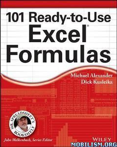 Download ebook Excel Formulas by Michael Alexander et al (.PDF)