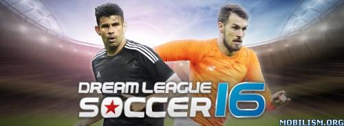 Dream League Soccer 2016 v3.09 [Mod Money] Apk