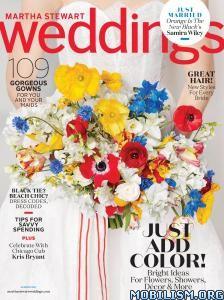 Download ebook Martha Stewart Weddings - Summer 2017 (.PDF)