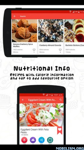 Kitchen book all recipes v2350 premium mobilism kitchen book is a perfect guide for a better cooking this free cookbook provides you the best healthy and delicious recipes from different parts of the forumfinder Choice Image