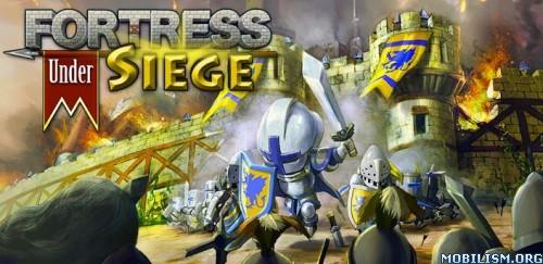 Fortress Under Siege HD v1.24 [Mod Money] Apk