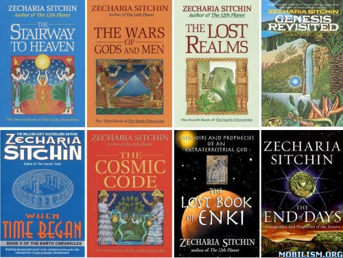Download ebook Earth Chronicles series by Zecharia Sitchin (.ePUB)(.PDF)