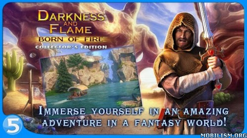Darkness and Flame (Full) v1.0.3 Apk