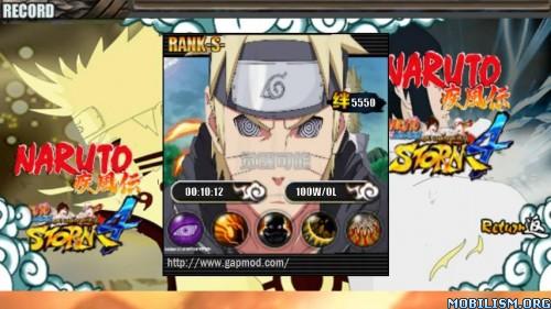 Naruto Ultimate Ninja Storm 4 (He's Return) v1.3 [Mod] Apk