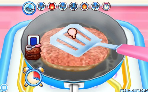 COOKING MAMA Let's Cook! v1.14.1 [Unlocked] Apk