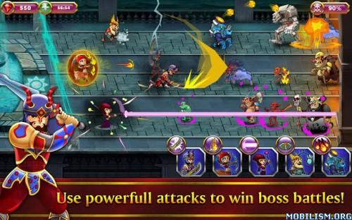 Tower Defender v1.3 [Mod Money] Apk