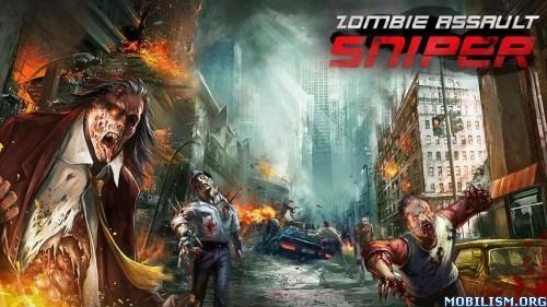 Zombie Assault:Sniper v1.24 [Mod] Apk