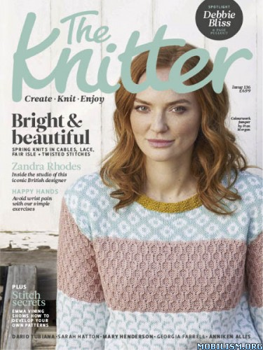 The Knitter – Issue 136, 2019