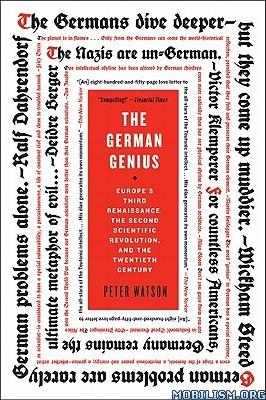 eBook Releases • The German Genius by Peter Watson