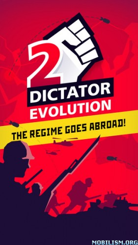 Dictator 2: Evolution v1.2 [Mod Money] Apk