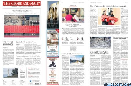 The Globe and Mail – October 01, 2019