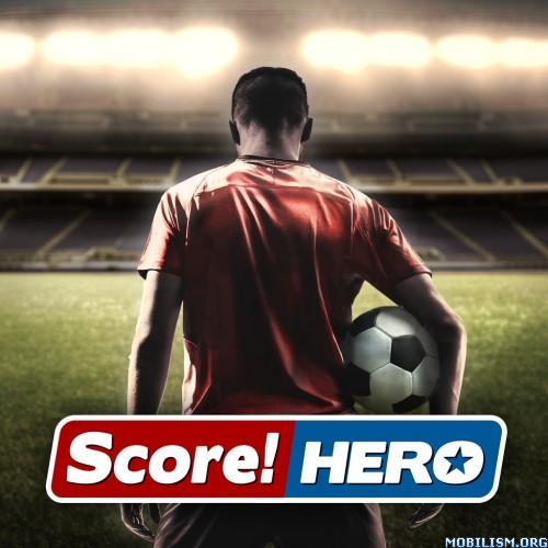 Score! Hero v1.08 [Mod Money] Apk