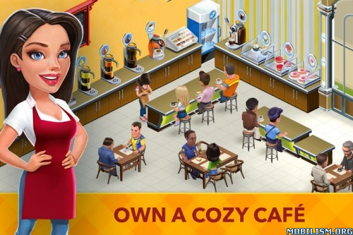 My Cafe: Recipes & Stories v0.9.51 [Mod] Apk
