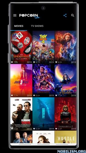 Popcorn Time v3.6.9 MOD APK (Latest Version) 1