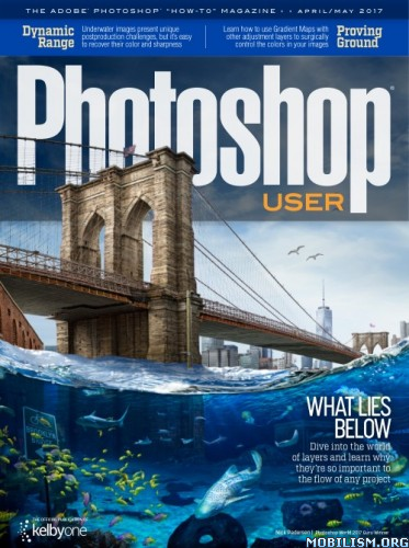 Download Photoshop User - April/May 2017 (.PDF)