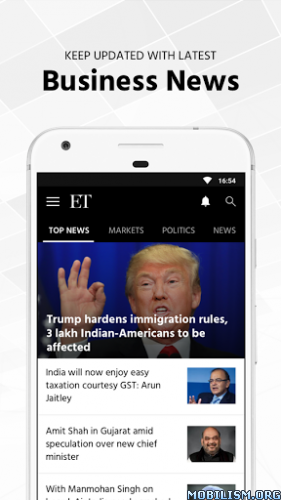 ?dm=864D EXTRA!!! Economic Times : Market News v3.2.1 [Ad-Free]Android APK FULL MODDDED Apps