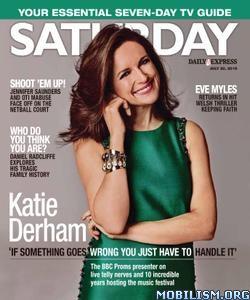 Daily Express Saturday Magazine – July 20, 2019