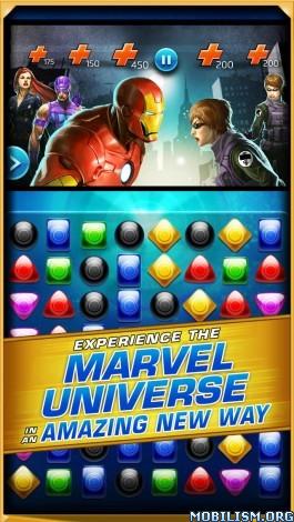 Marvel Puzzle Quest v90.315429 (Mod Money) Apk