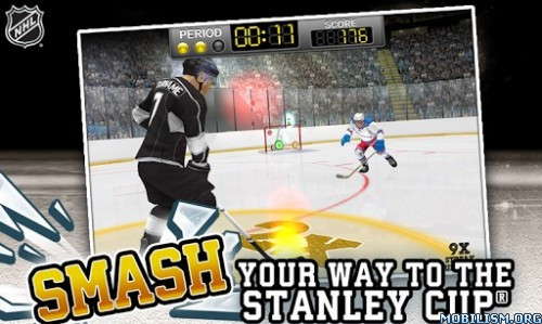NHL Hockey Target Smash v1.6.0 [Mod Money/Unlock] Apk
