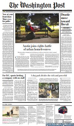 The Washington Post – August 29, 2019