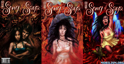Download Song of Saya Complete Series by Daniel Liatowitsch (.CBR)