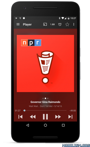 ?dm=8EGI Podcast & Radio Addict v3.32.2 build 1018 [Donate] for Android revdl Apps