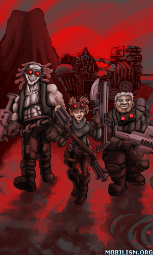 Reckless Space Pirates v1.2.0 [Unlocked] Apk