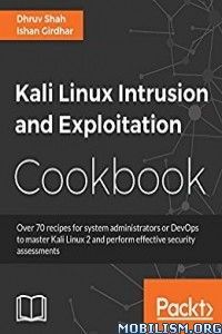 Download Kali Linux Intrusion & Exploitation... by Dhruv Shah (.ePUB)