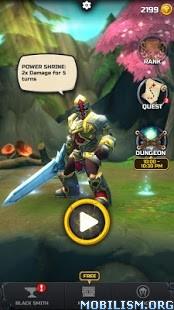 Jump Warrior v1.0.5 (Mod) Apk