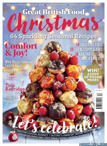 Download ebook Great British Food - December 2016 (.PDF)