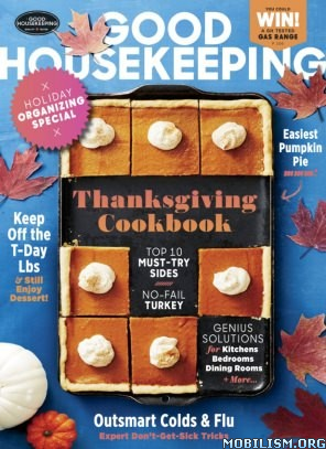 Download ebook Good Housekeeping USA - November 2016 (.PDF)