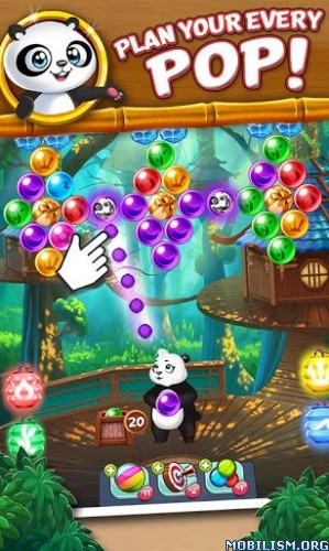 Panda Pop v4.7.014 (Mod Money) Apk
