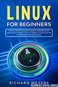 Linux for Beginners by Richard Meyers