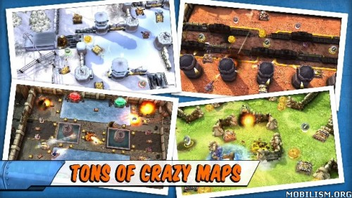 Tank Battles v1.1.4a [Mod Money] Apk