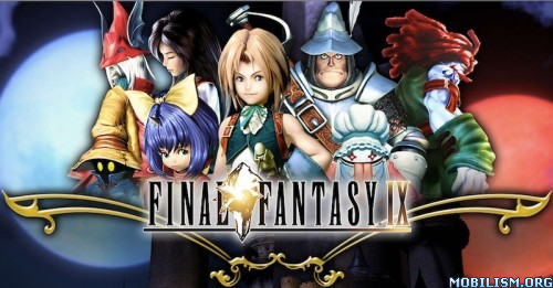 FINAL FANTASY IX for Android v1.0.4 Apk