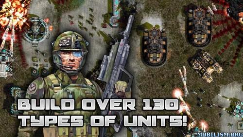 Machines at War 3 RTS v1.0.1 (Mods) Apk