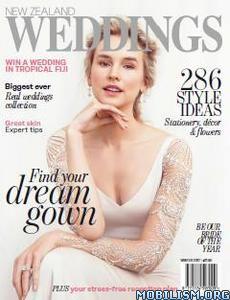 Download ebook New Zealand Weddings - Winter 2017 (.PDF)
