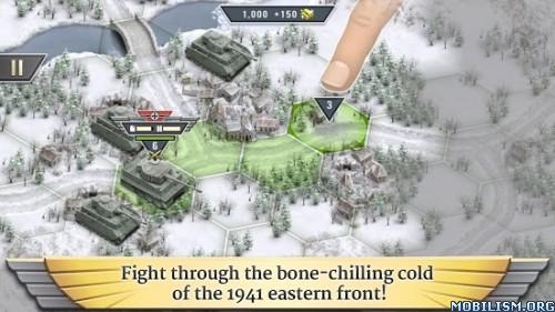 1941 Frozen Front Premium v1.11.3 [Mod Money] Apk
