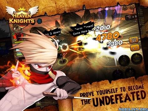 Heaven Knights v1.0.0.3 (Mod) Apk