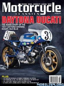 Download ebook Motorcycle Classics - July-August 2017 (.PDF)
