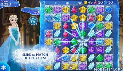 Frozen Free Fall v4.3.2 (Infinite Lives/Boosters/Unlock) Apk