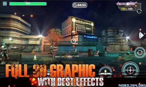 Rescue: Strike Back v0.7 (Mod Money) Apk