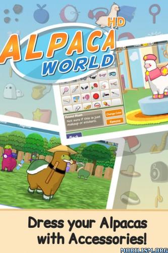 Alpaca World HD+ v3.2.0 [Mod Money] Apk