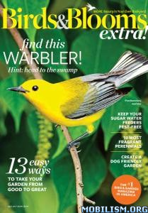 Download ebook Birds & Blooms Extra - July 2017 (.PDF)